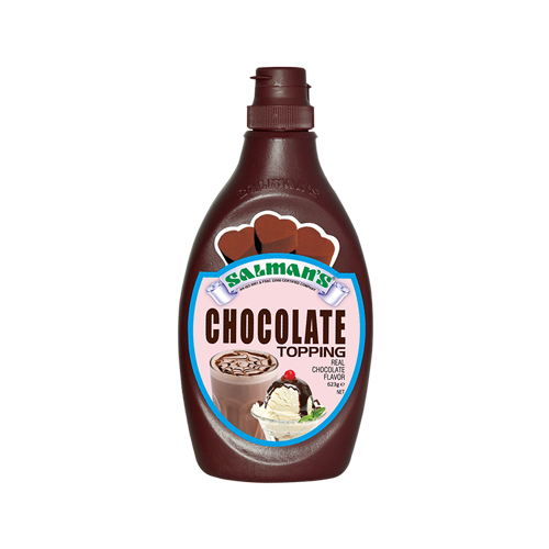 choclate-topping