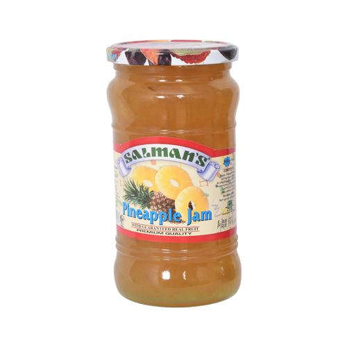 pineapple-jam